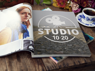 Studio 10-20 logo design