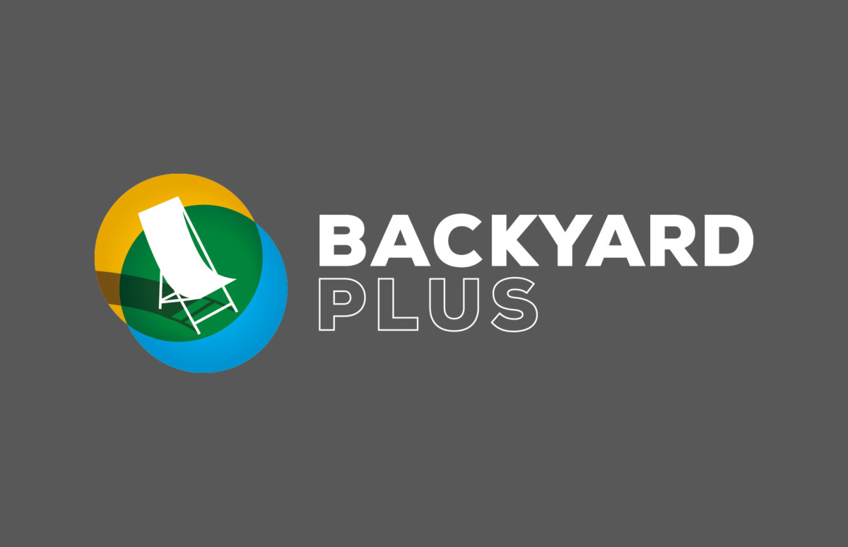 Backyardplus – Logo Design | Josia net