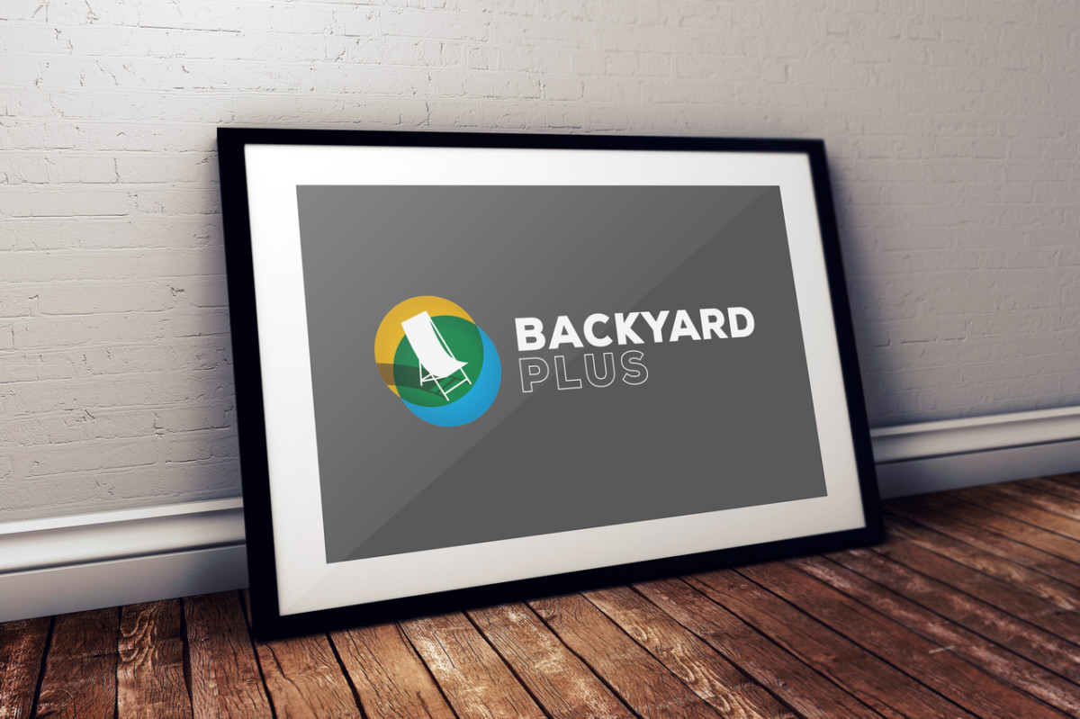 Backyardplus – Logo Design